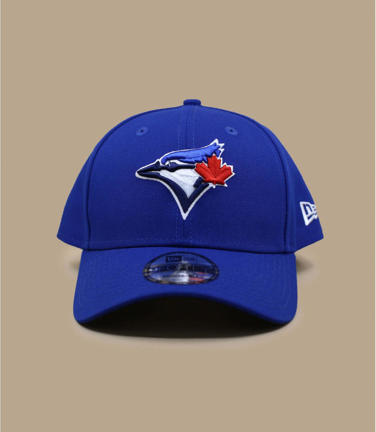 Curva cap Toronto Blue