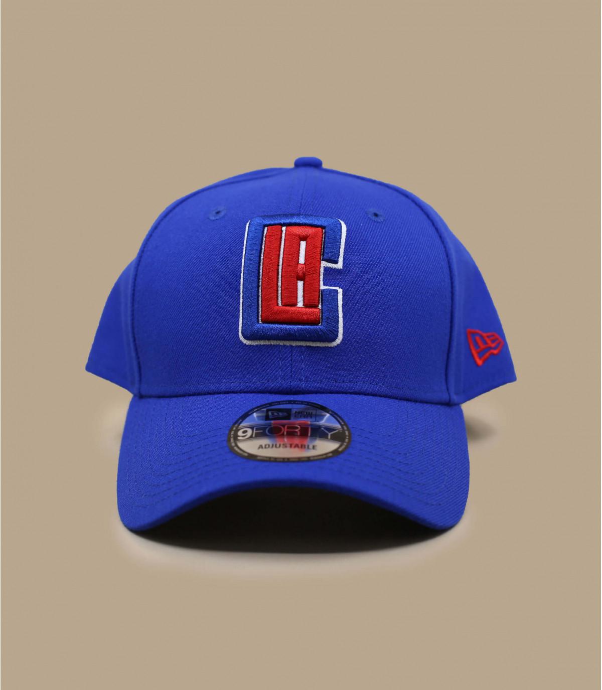 Cappellino blu Clippers NBA