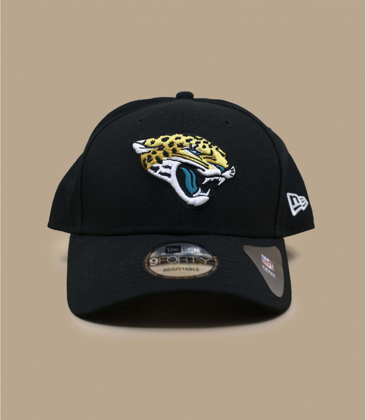 curva berretto nero Jaguar