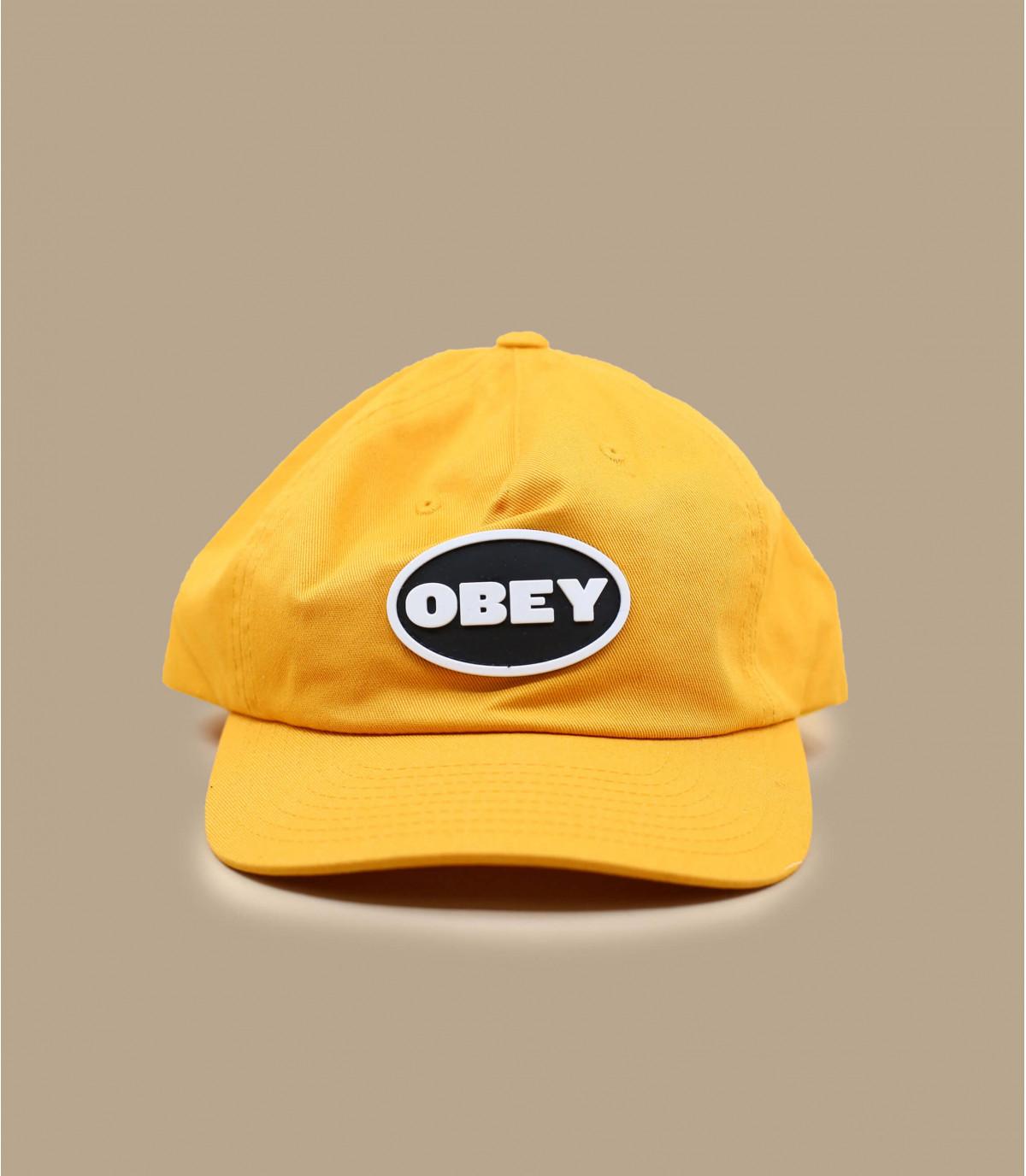 cap 5 pannello giallo di Obey