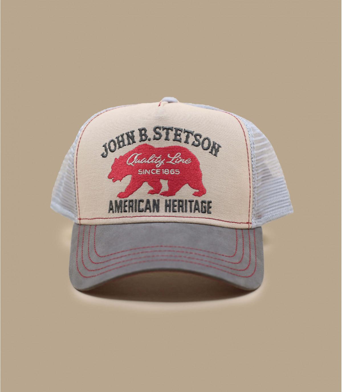 trucker porta Stetson