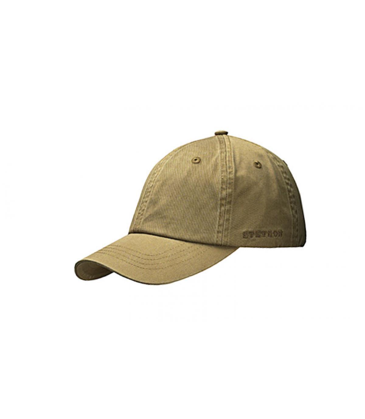 Cappellino baseball beige uomo. Dettagli Rector light brown - image 2   Dettagli Rector light brown - image 1 ... 9fdef7d4af85