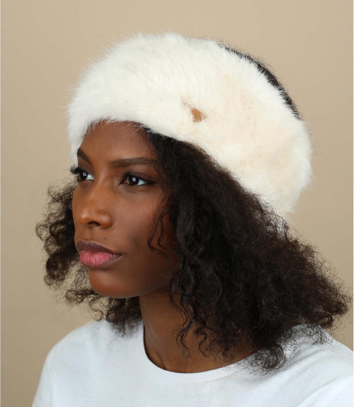Fur hb bianco