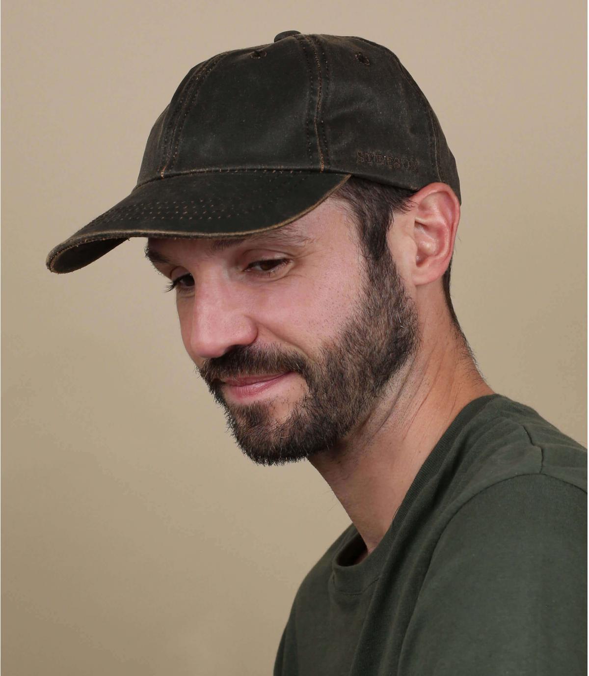 Cappellino visiera curva Stetson