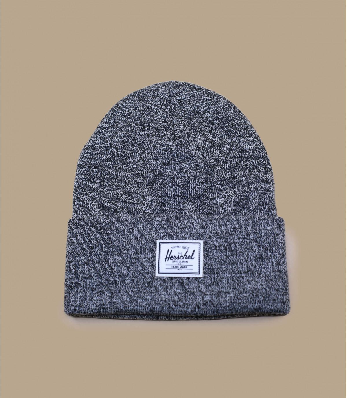 Herschel screziato berretto nero