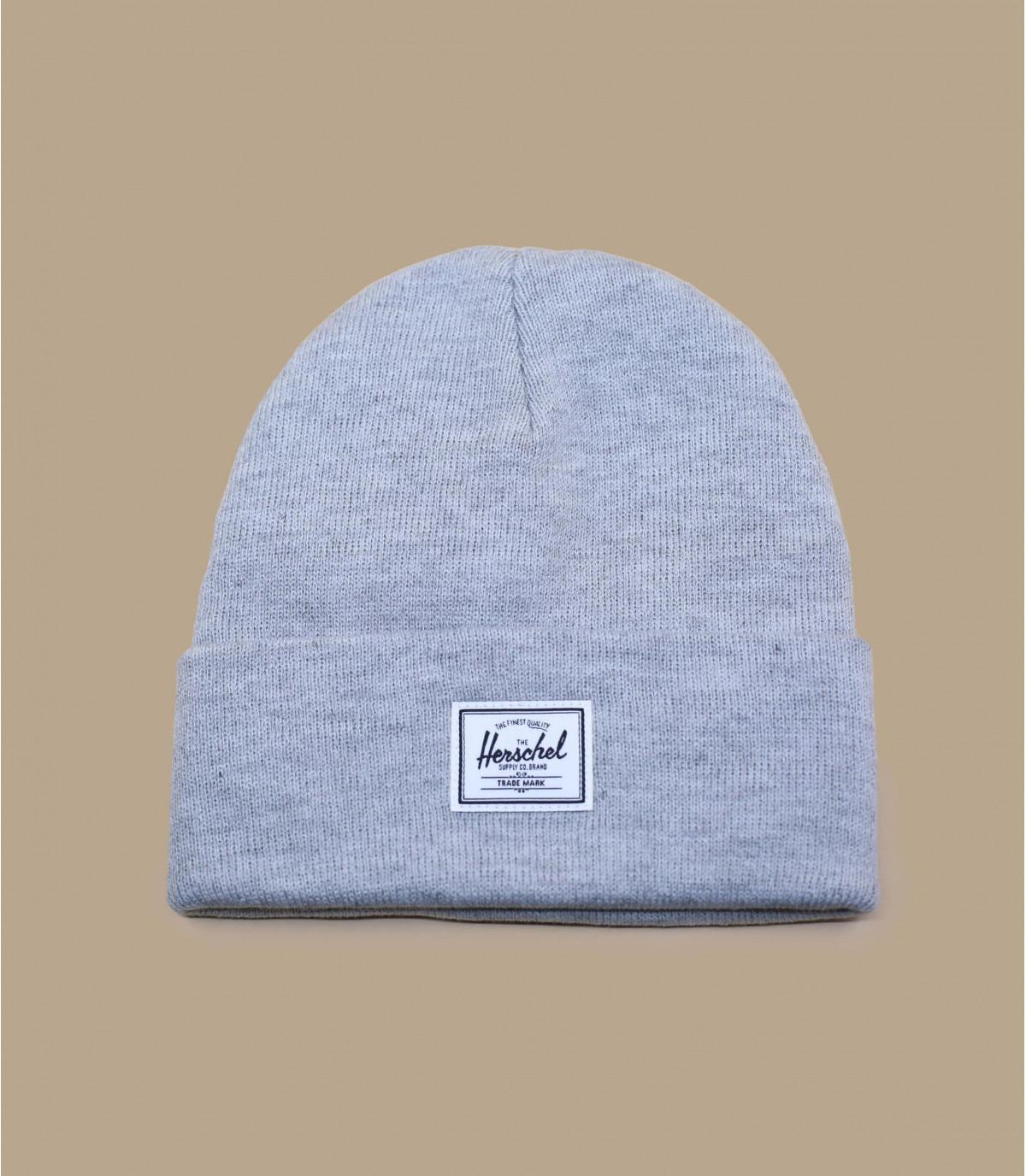 Herschel cappello grigio erica