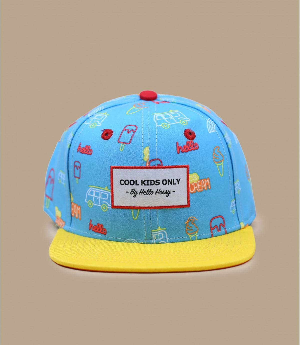 Cappellino per bambini Ice Cream