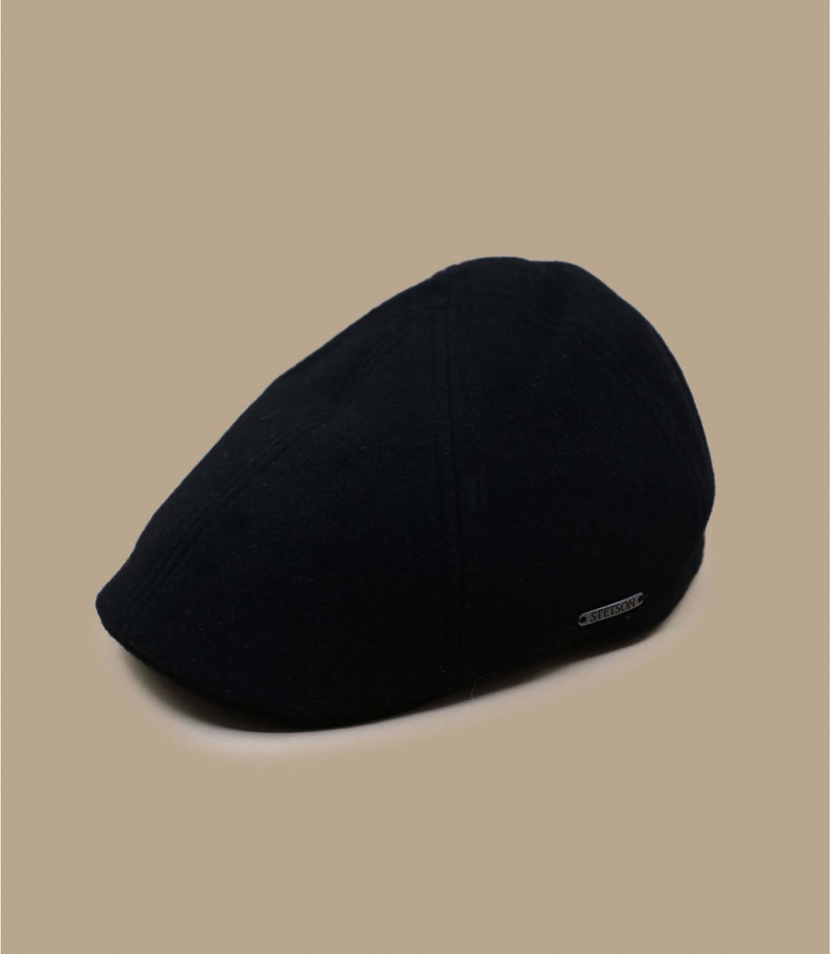 cashemere berretto nero