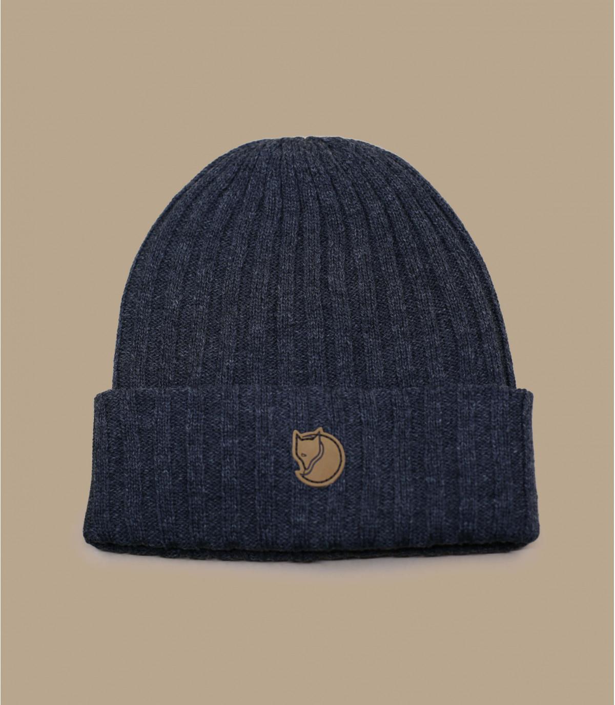 cappello grigio bavero Fjällräven