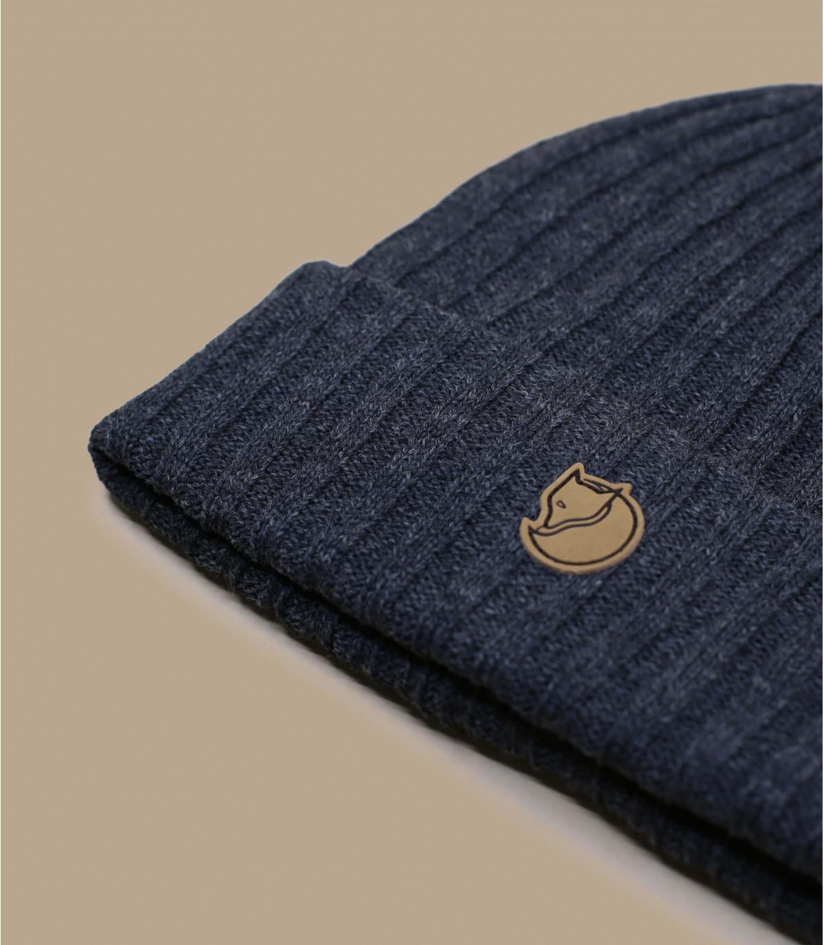 fj%C3%A4llr%C3%A4ven cappello  cappello grigio bavero Fjällräven - Beannie Byron graphite da ...
