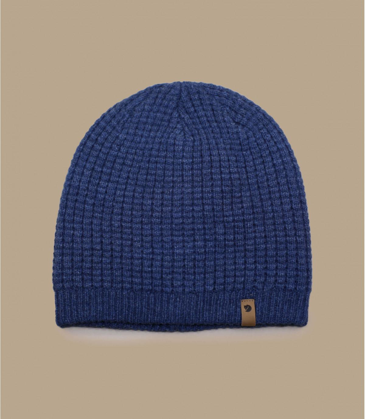 berretto blu navy Fjällräven