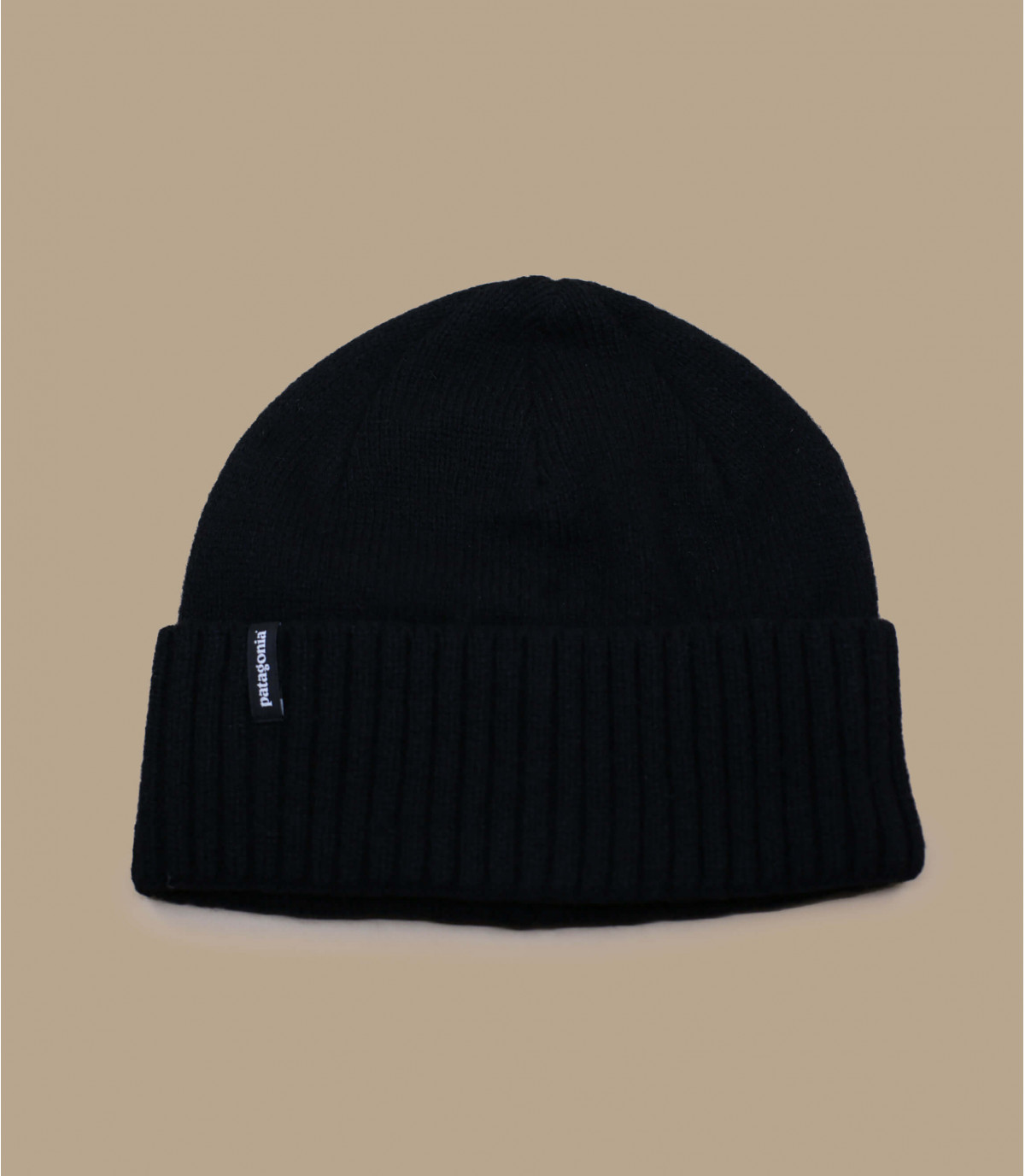 Cappello di lana nero Patagonia