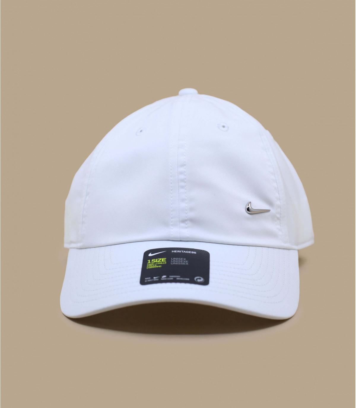 Cappellino Nike bianco
