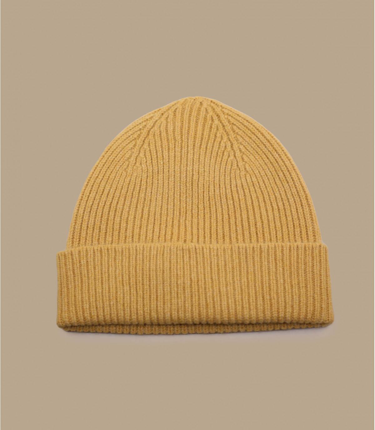 Cappello da marinaio giallo Mackie