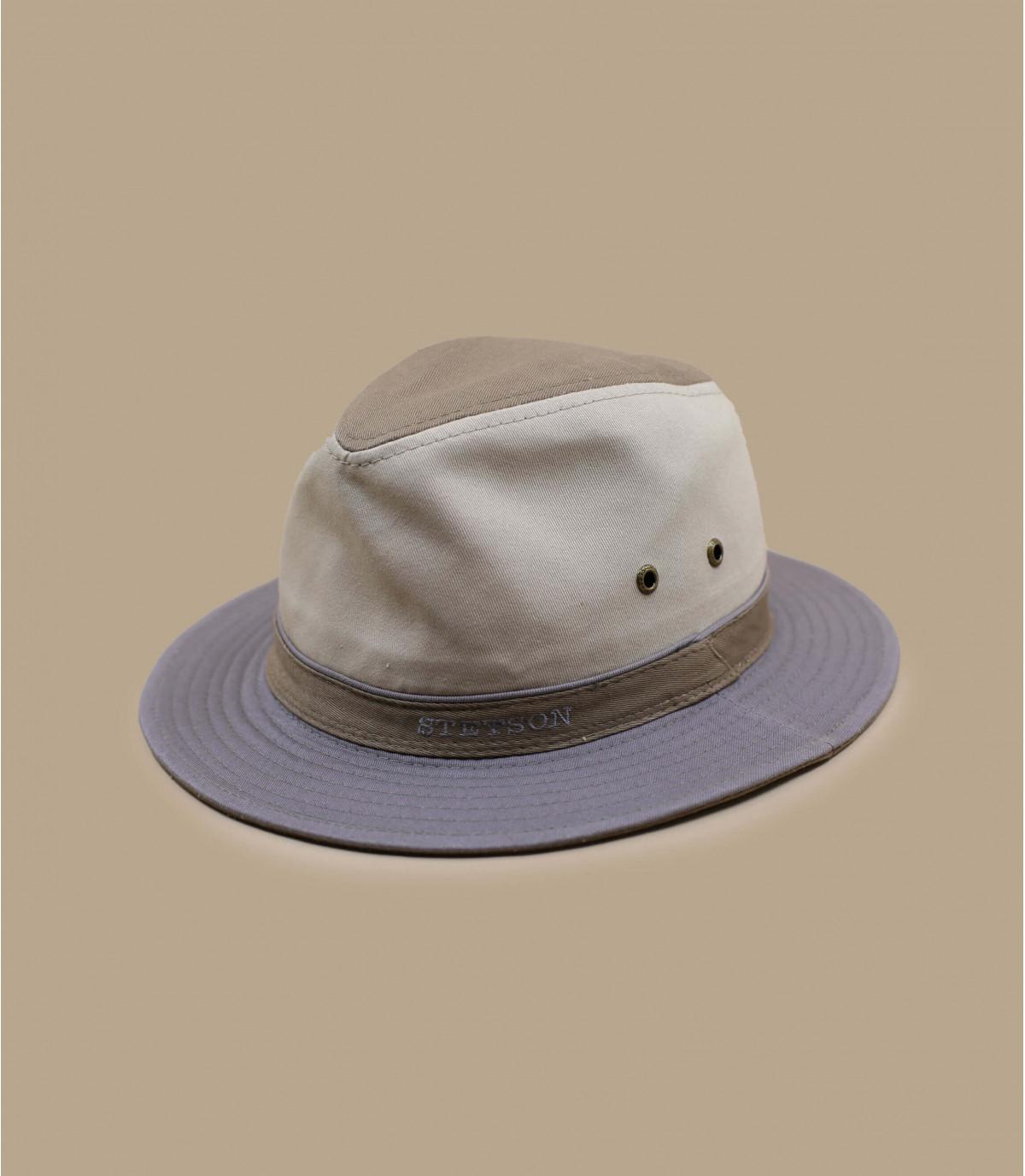 Cappello in cotone Stetson