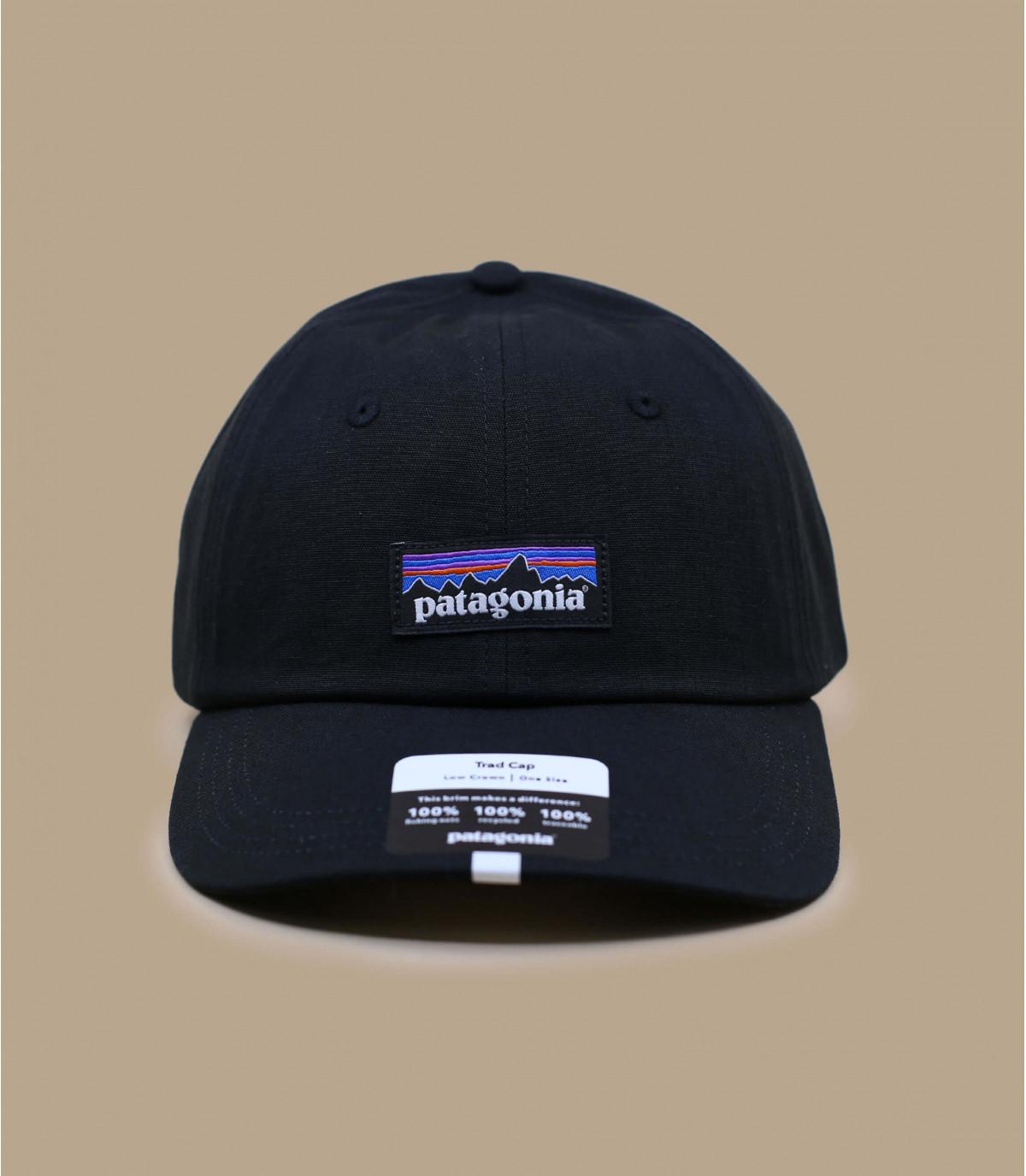 Cappellino Patagonia nera
