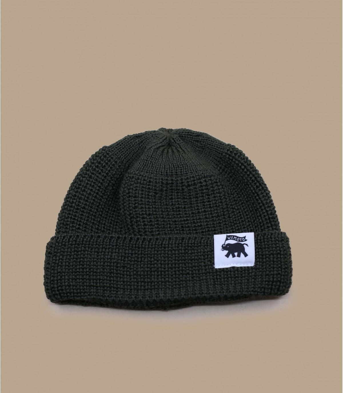 lana verde cappello finestra mobile