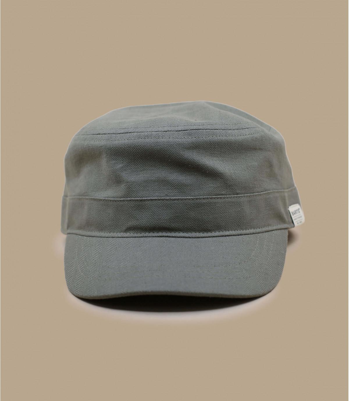 berretto militare verde