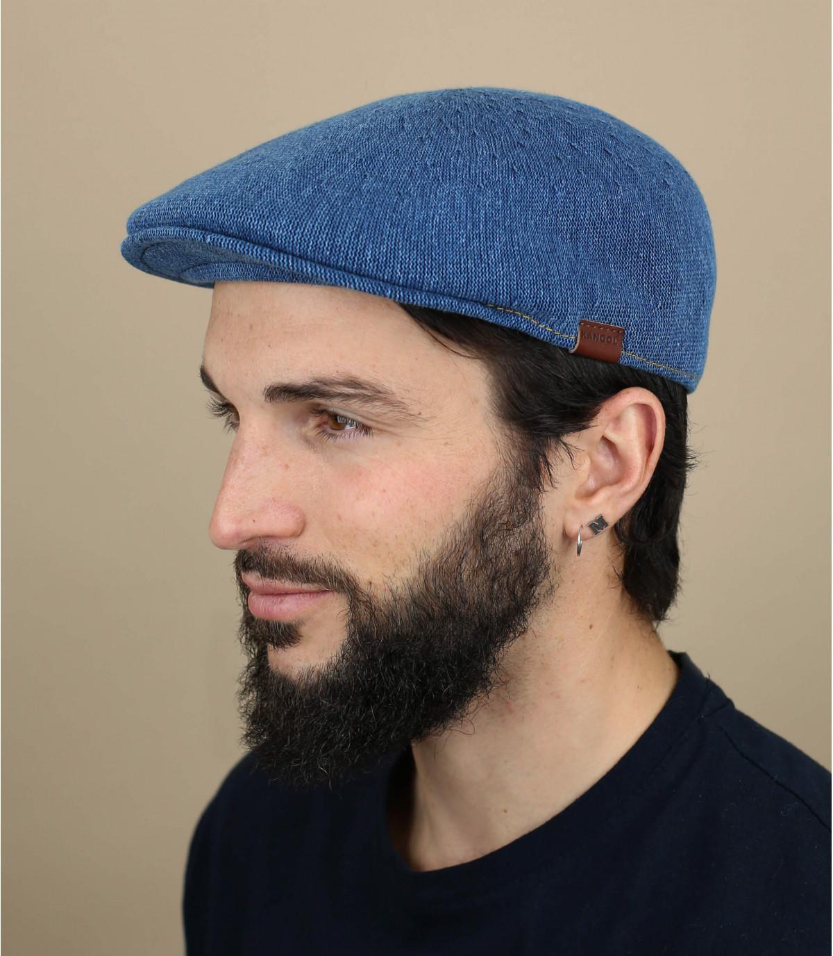 Cappellino 507 denim