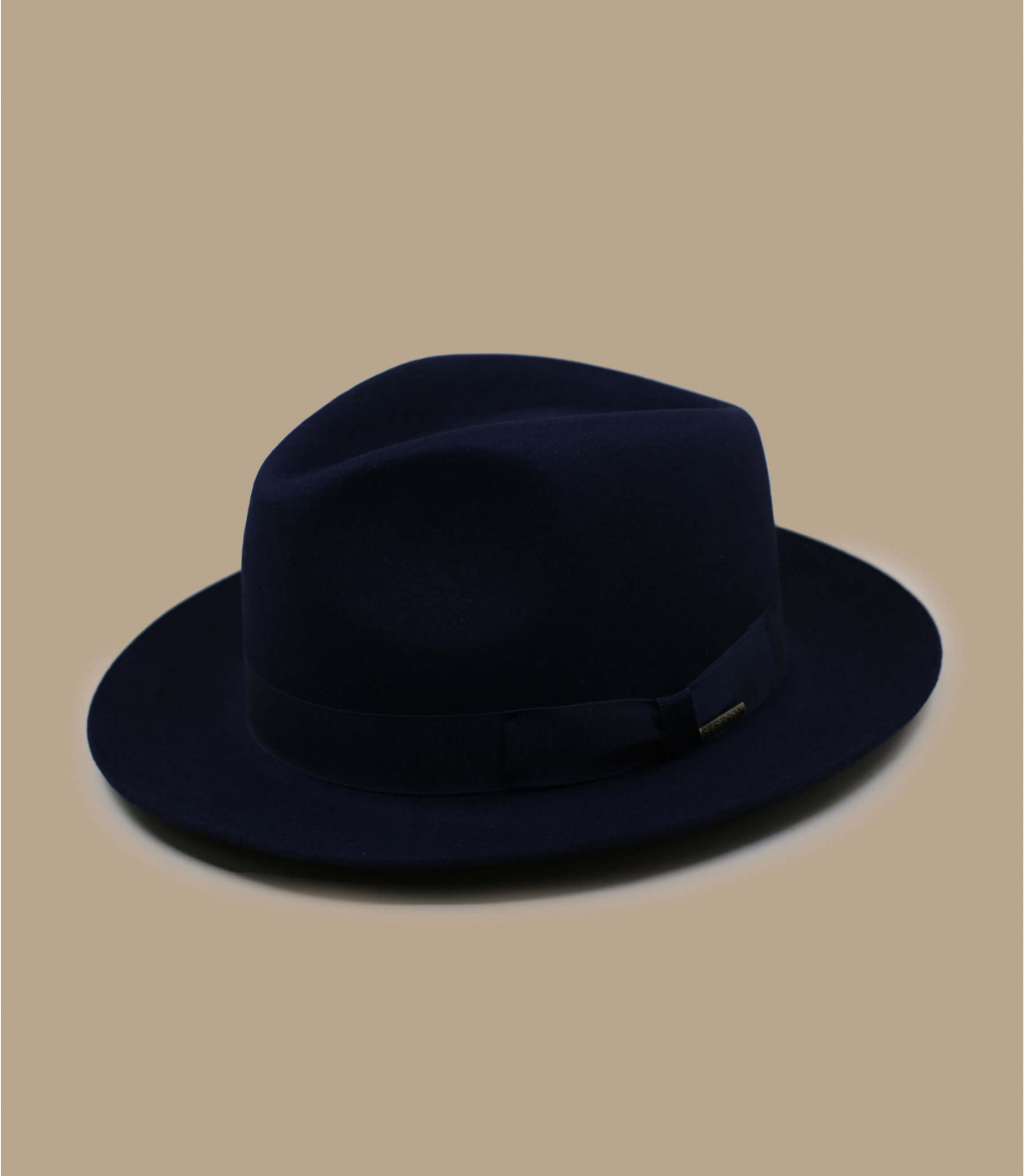 Fedora Stetson blu