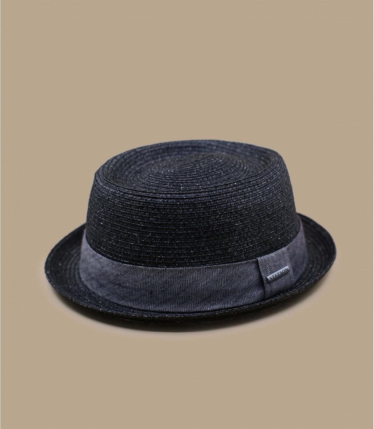 Cappello estivo grigio uomo