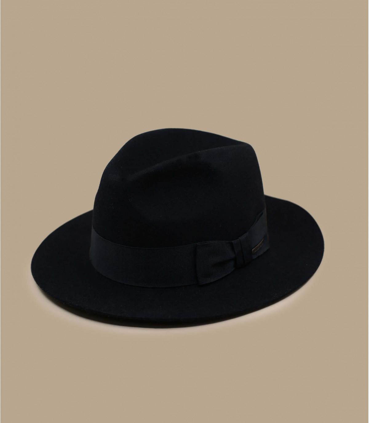 Cappello donna Stetson nero