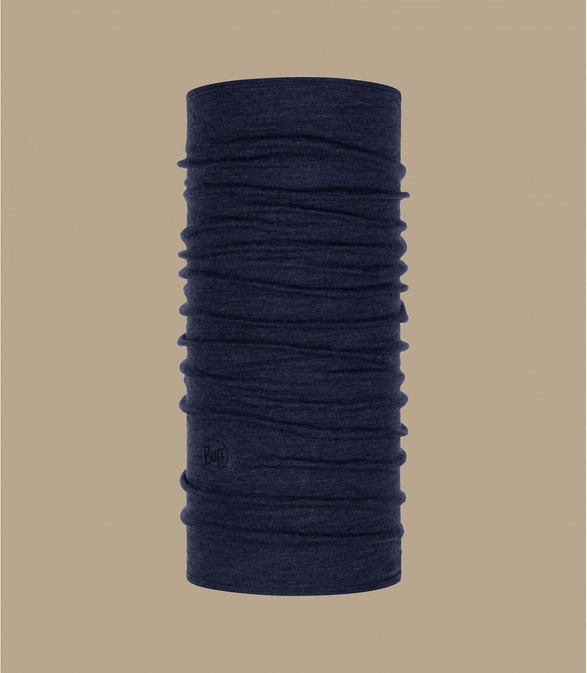Merino blue buff lana merino