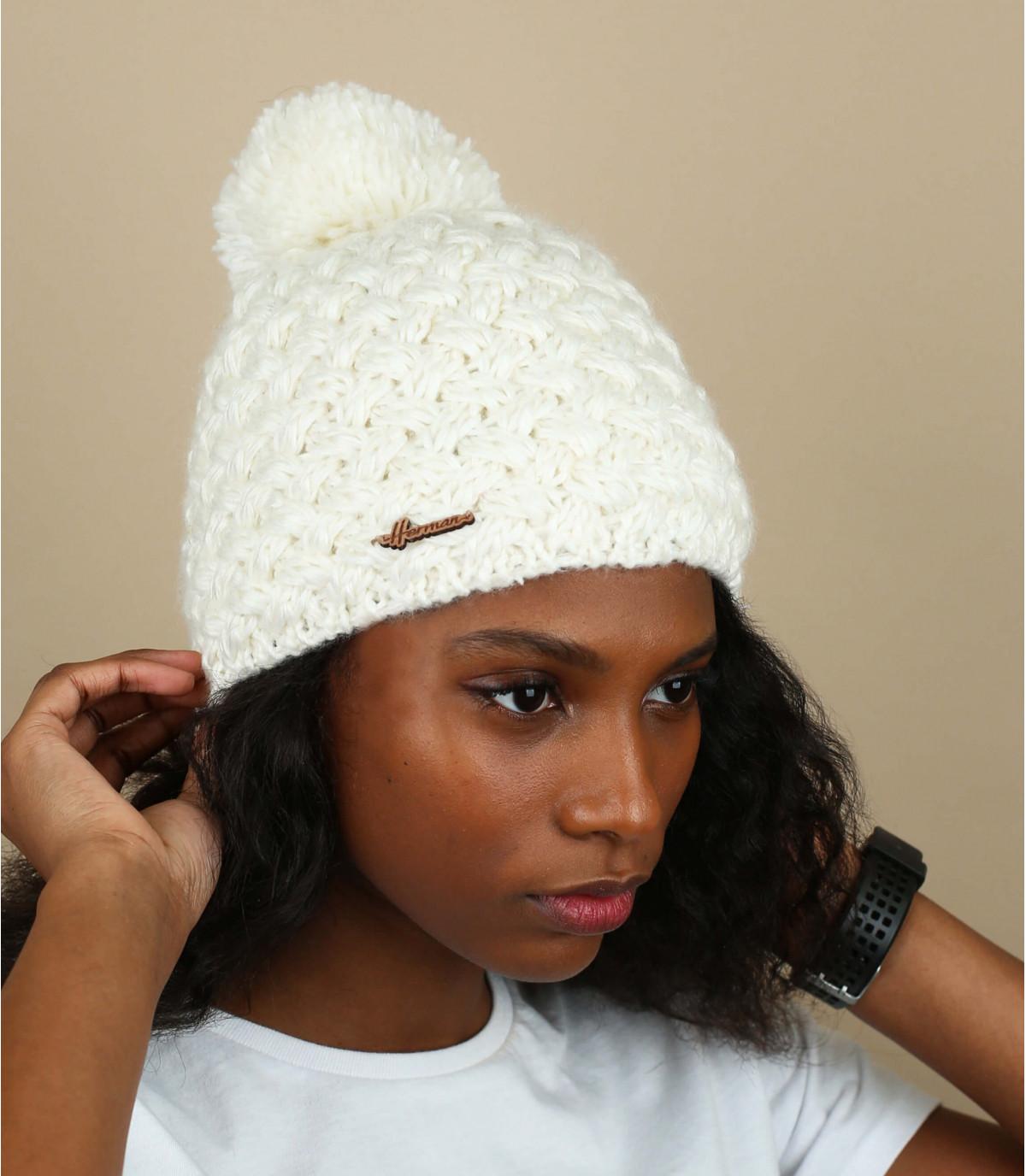 lana nappa tappo bianco
