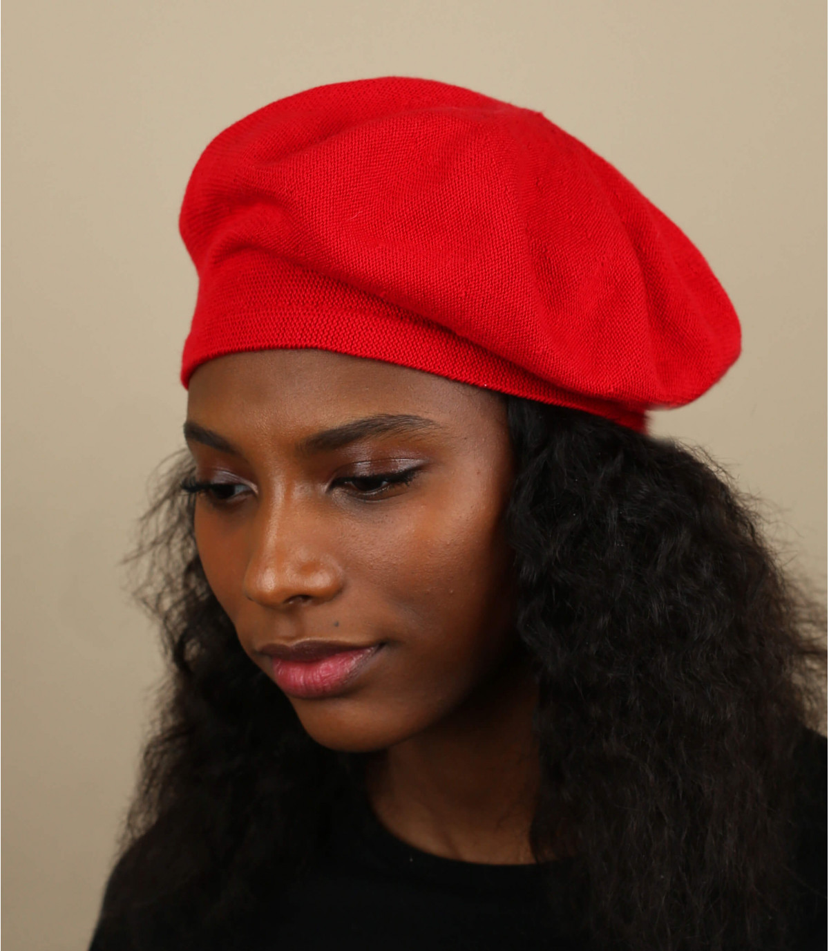 berretto rosso caduta Laulhère