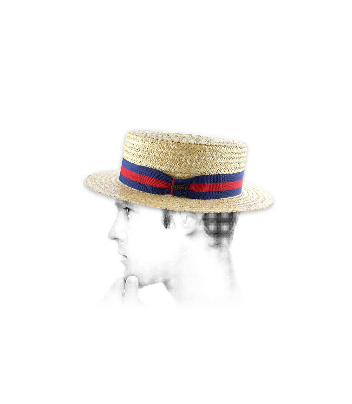Cappello gondoliere uomo Fléchet