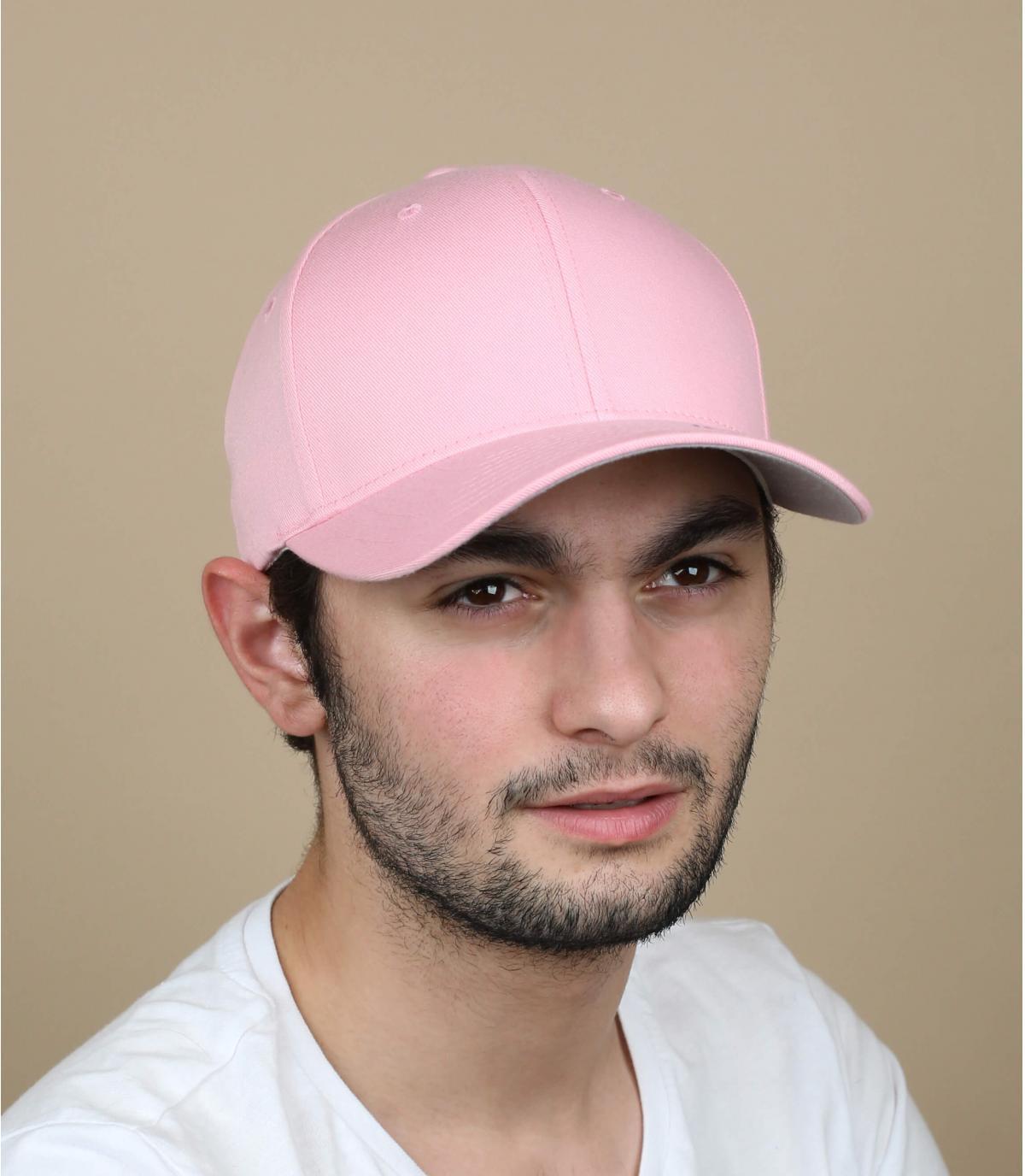 Flexfit cap pink