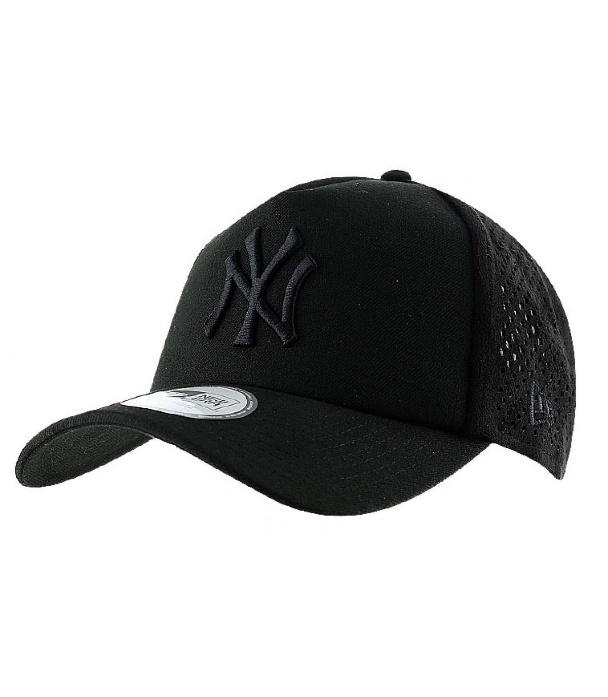 Cappellino rete nera New Era