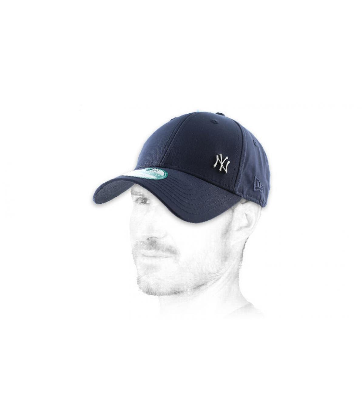 cappello camionista piccolo NY