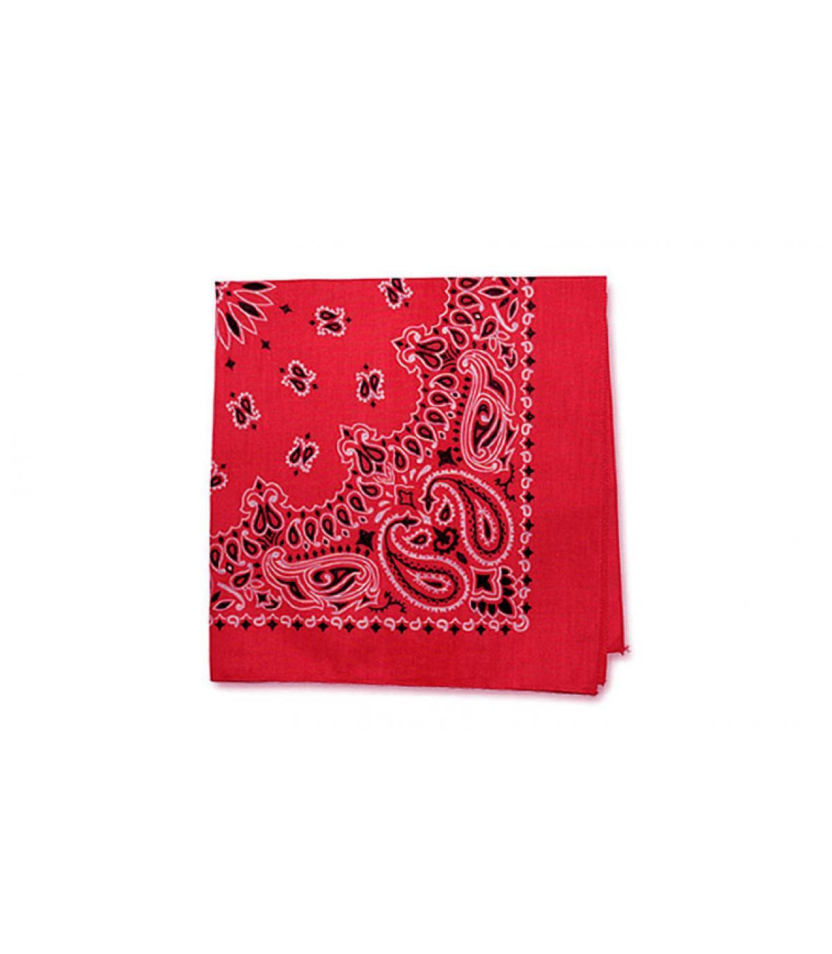 bandana rossa