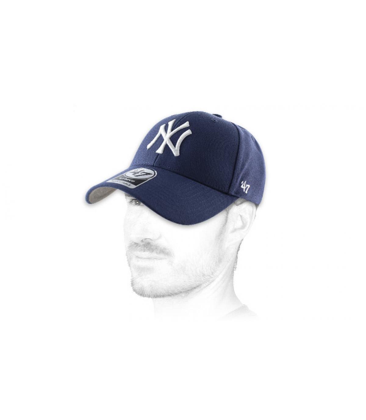 cotton cap curva utilizzata
