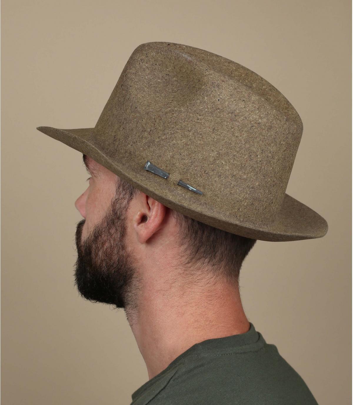 Cappello senza nastro