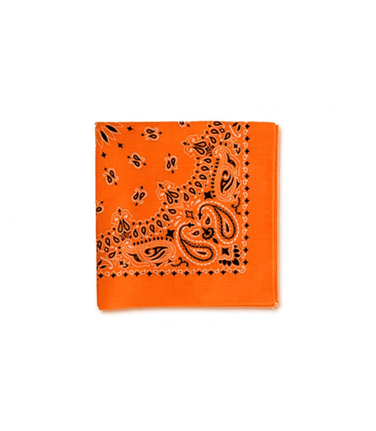 bandana arancione