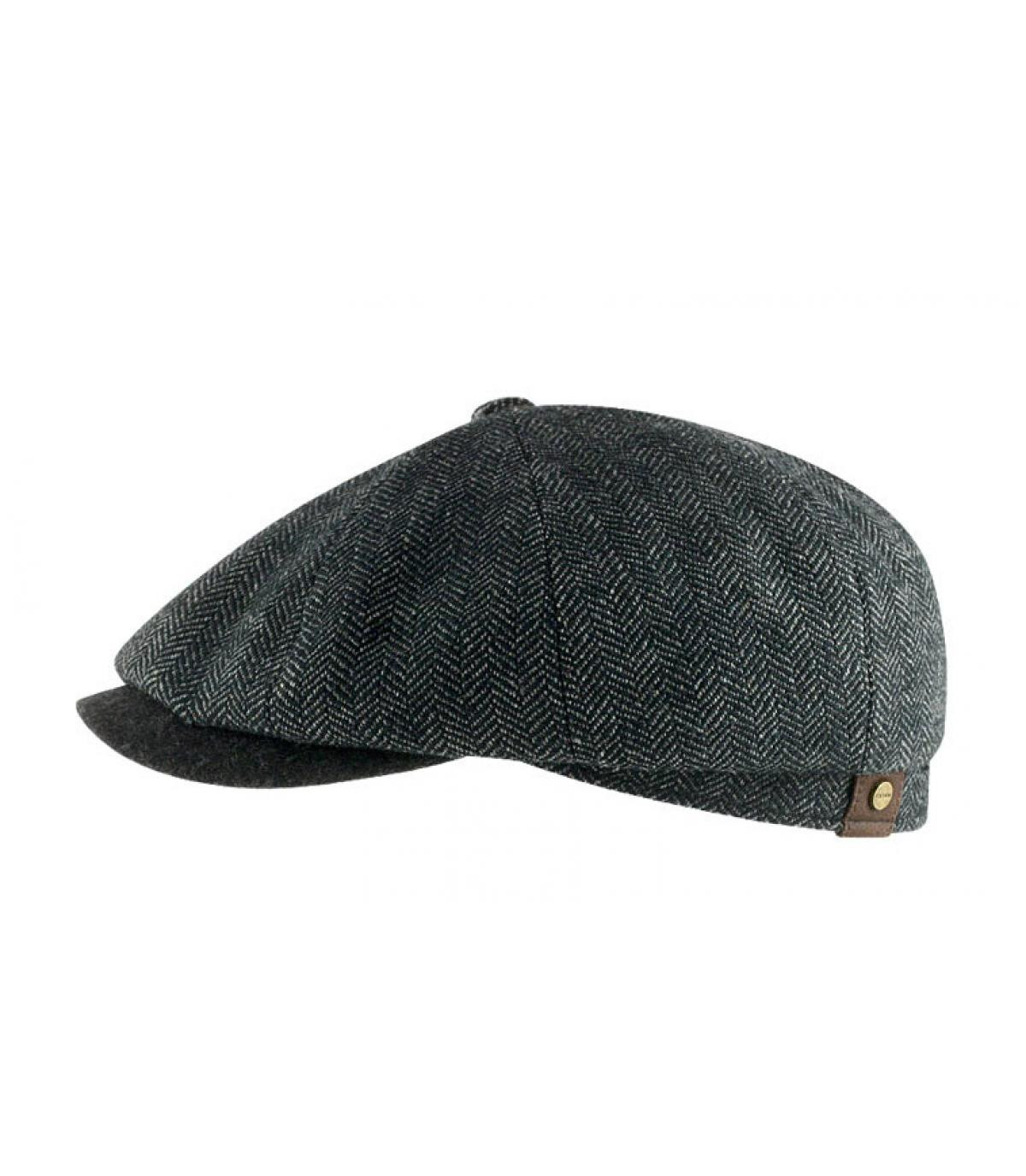 Cappellino Hatteras grigio scuro