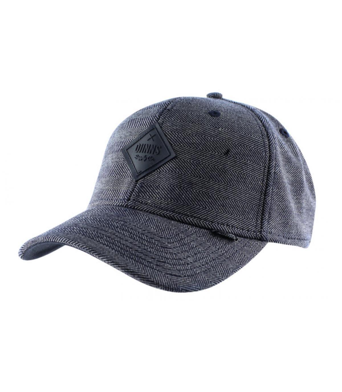 Herringbone curve cap