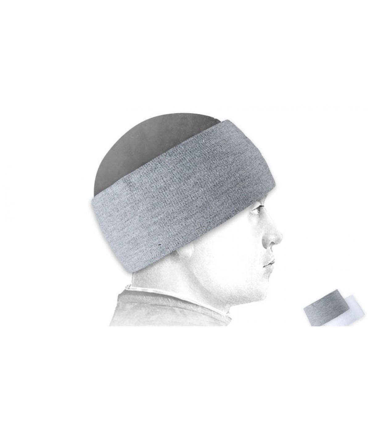 Fascia sci grigio