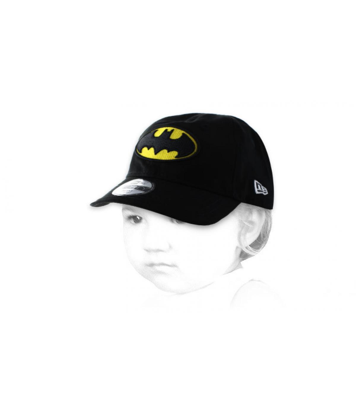 Batman berretto nero bambino