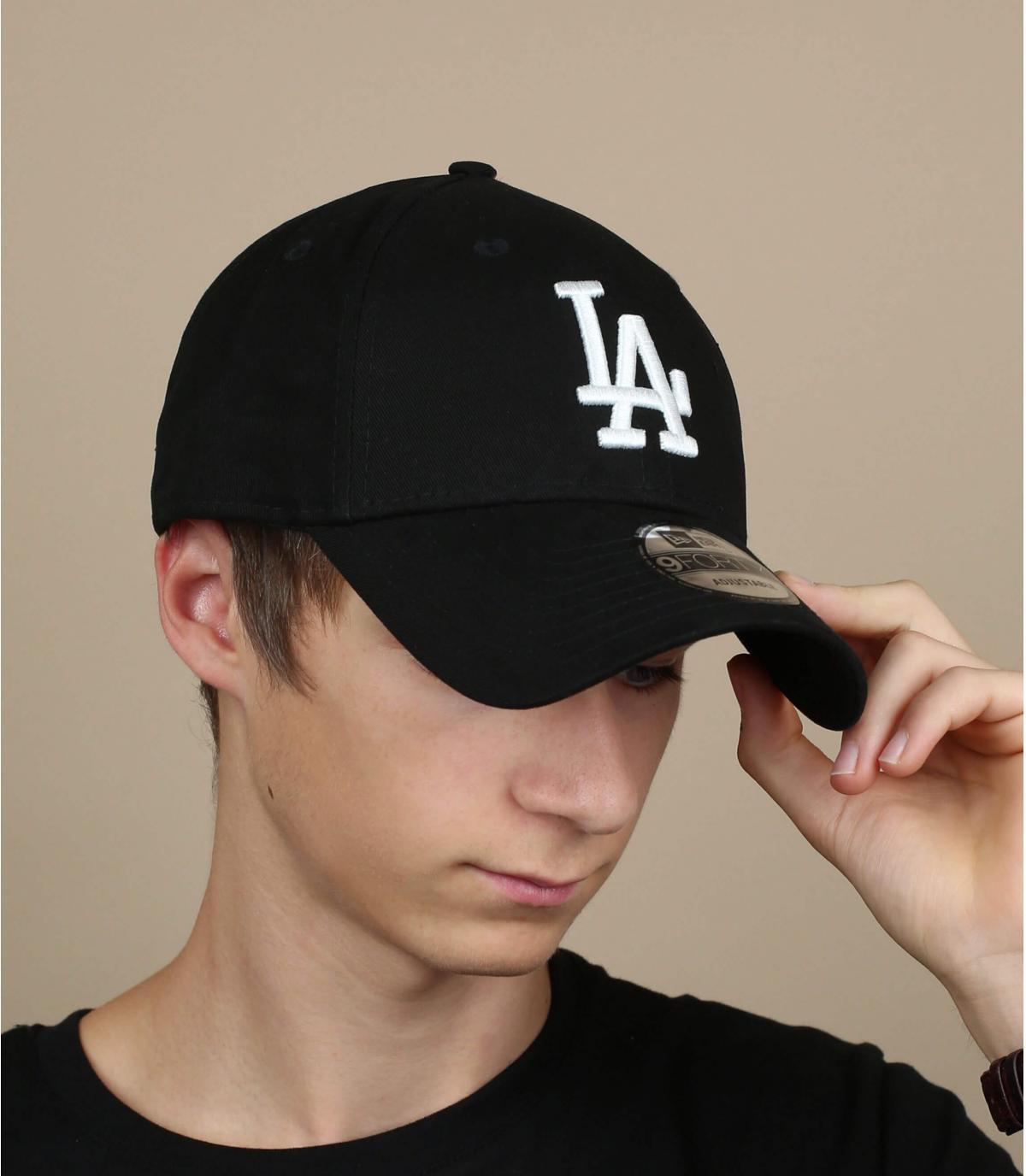 9Fourty cappello LA nero
