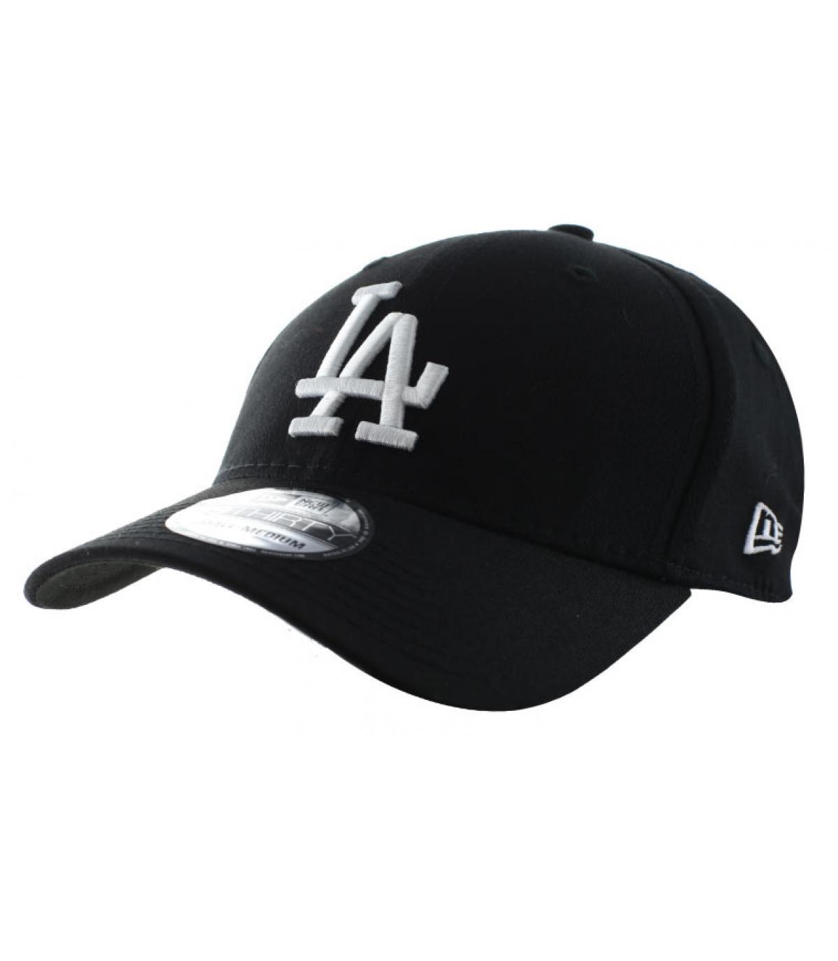 Dettagli League Ess LA 9Forty black white - image 2