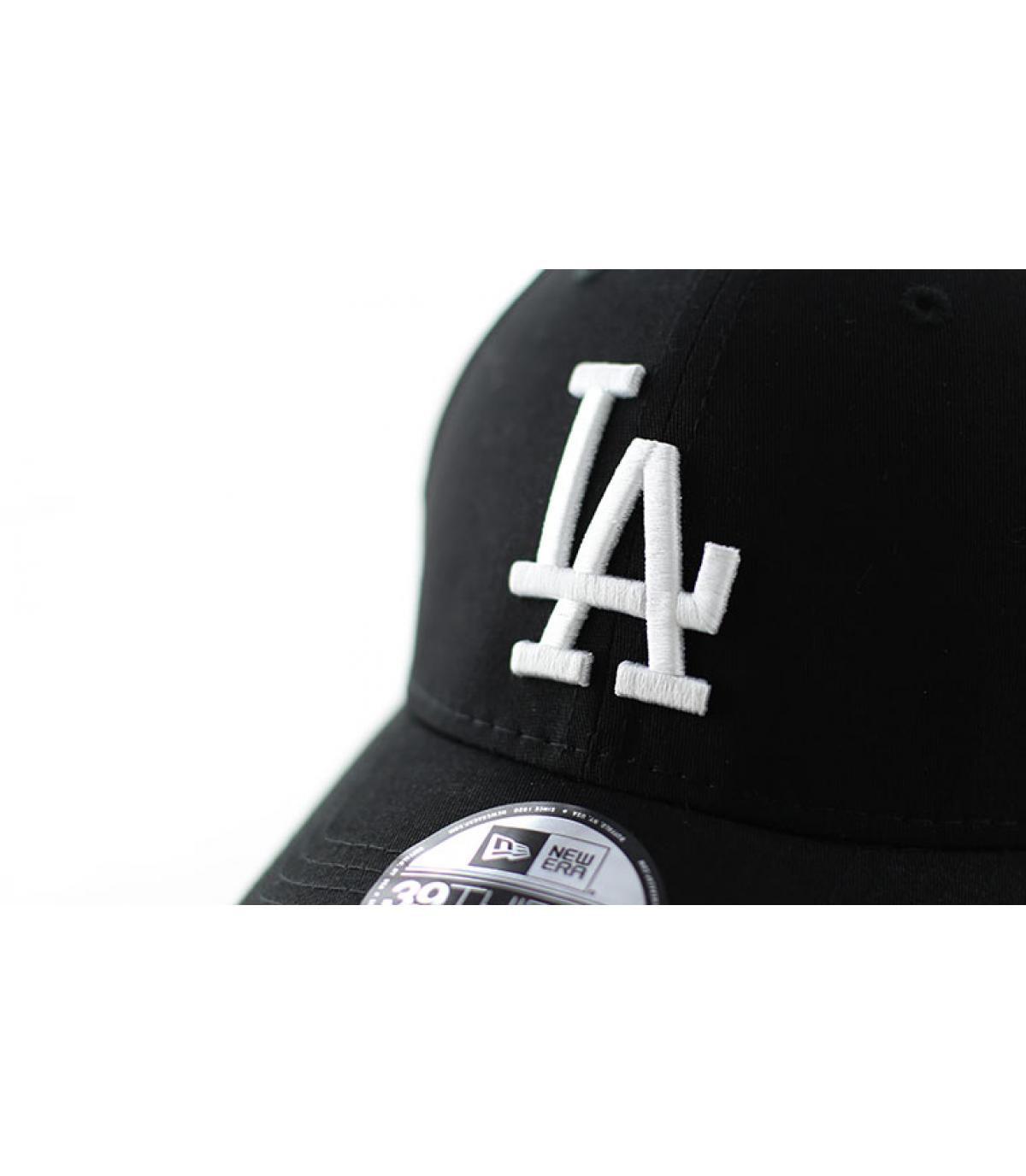 Dettagli League Ess LA 9Forty black white - image 3