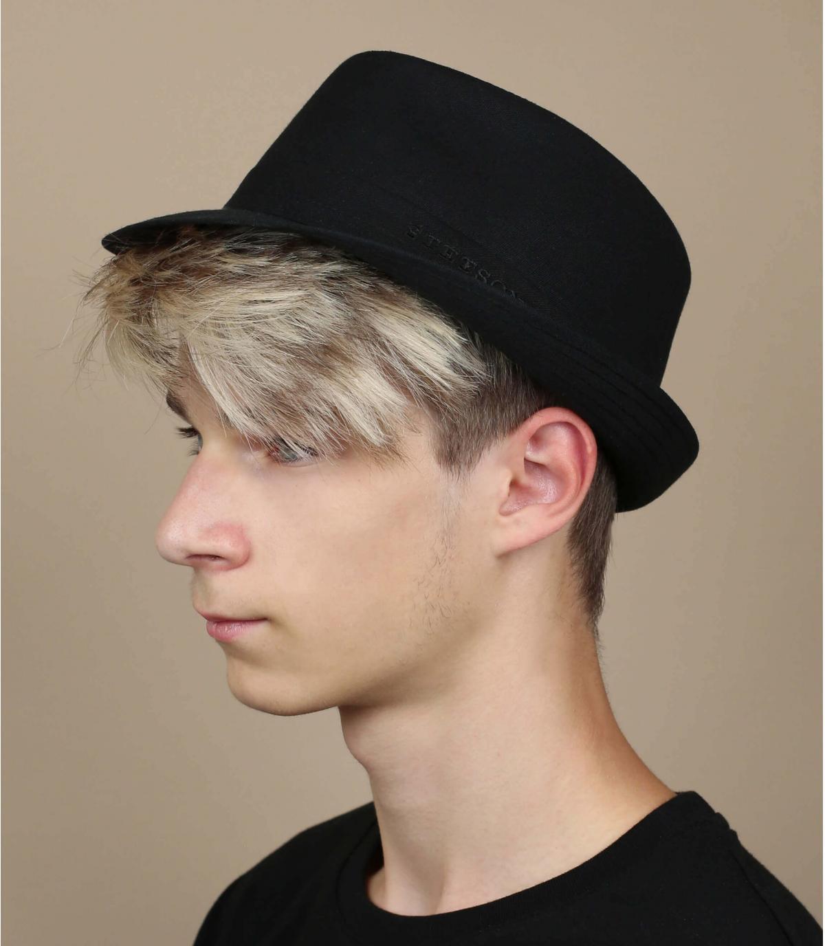 Cappello trilby stetson