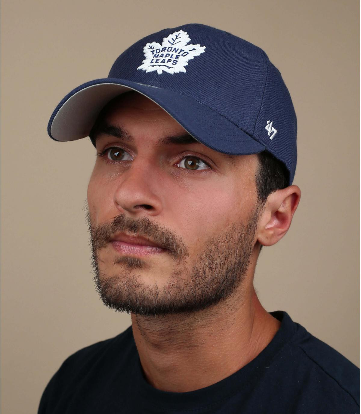 Navy tappo Toronto Maple