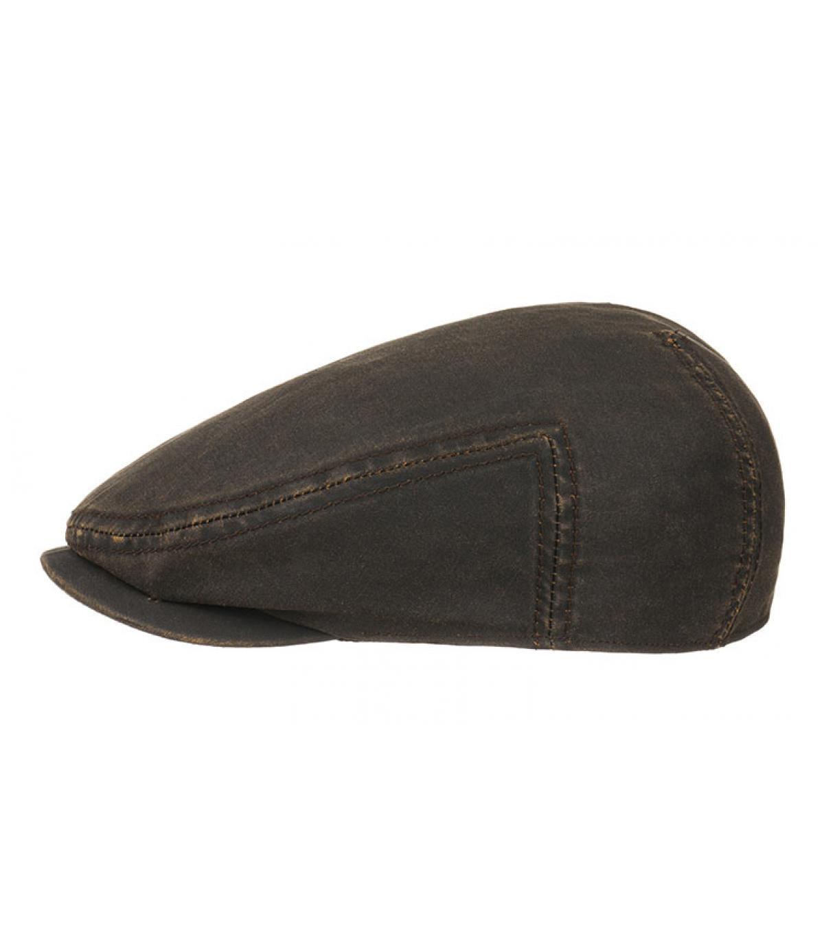 Dettagli Driver cap dark brown - image 2