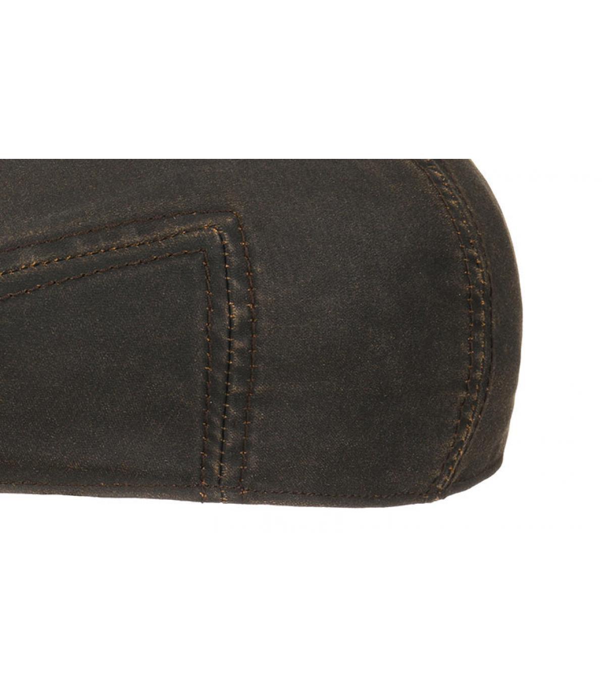 Dettagli Driver cap dark brown - image 3