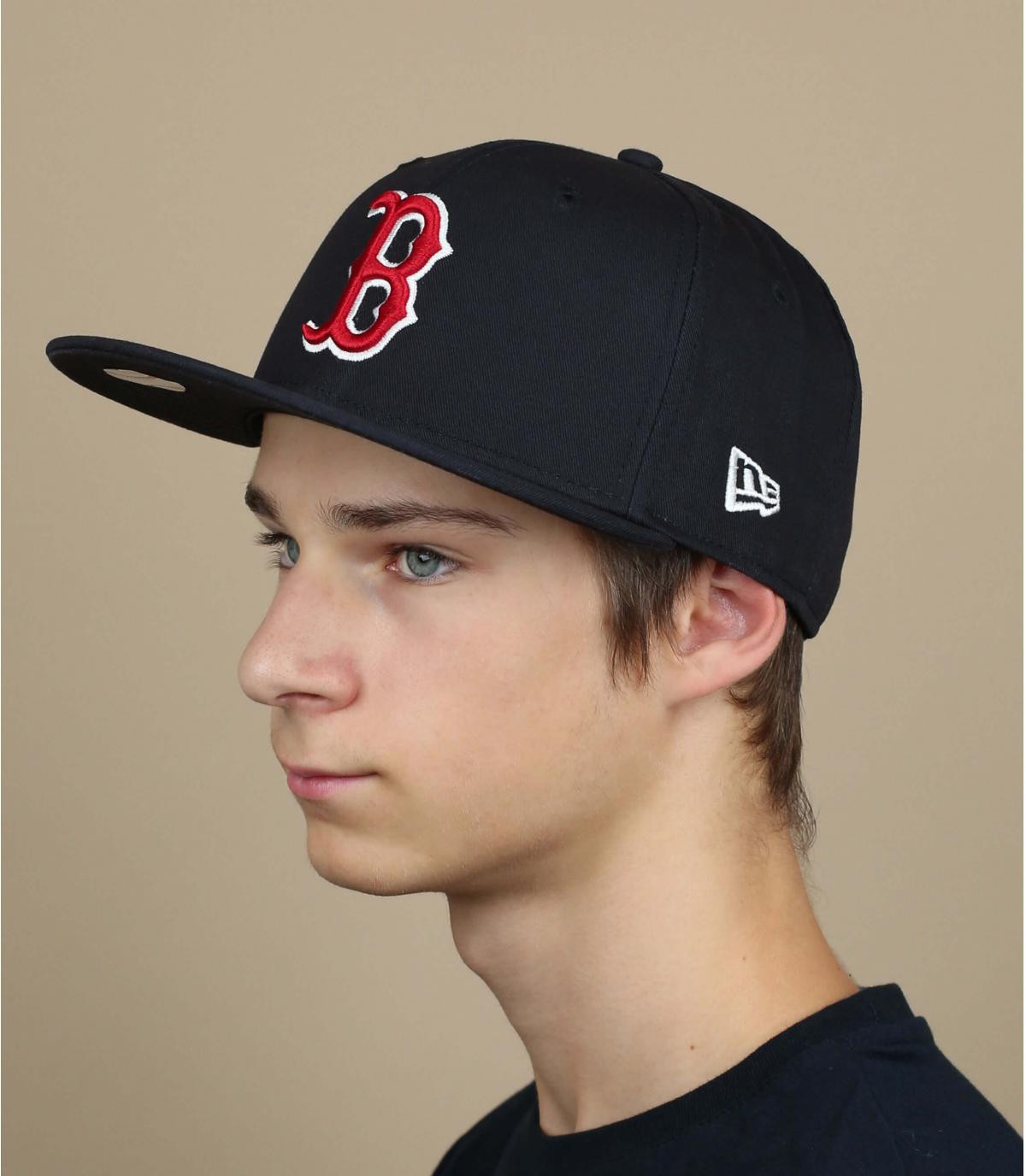 Snapback Boston team