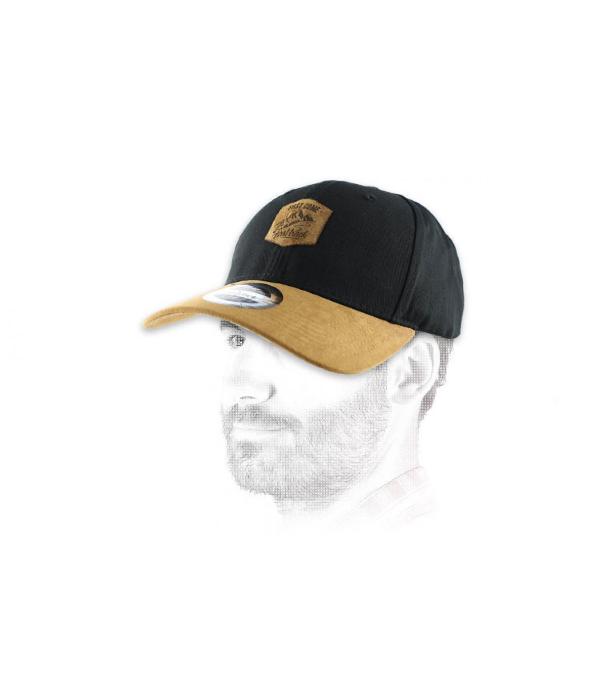 berretto nero Primo arrivato